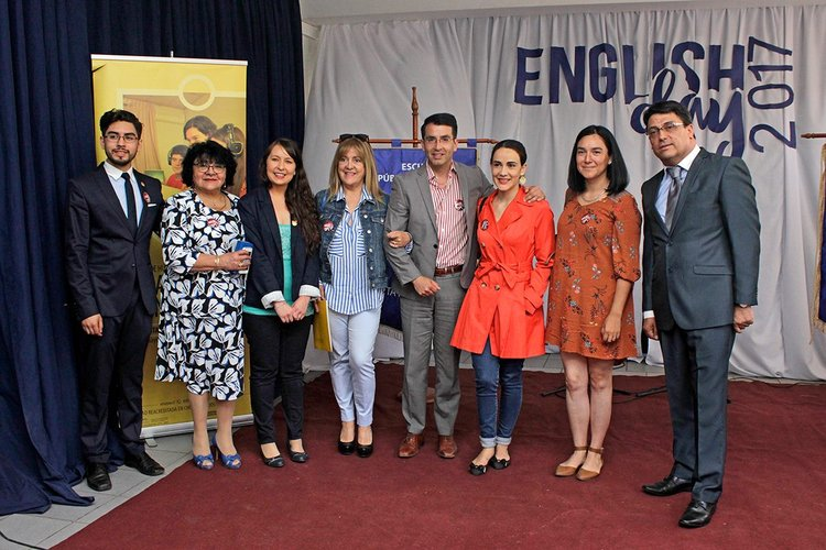 English Day en Escuela Julieta Becerra