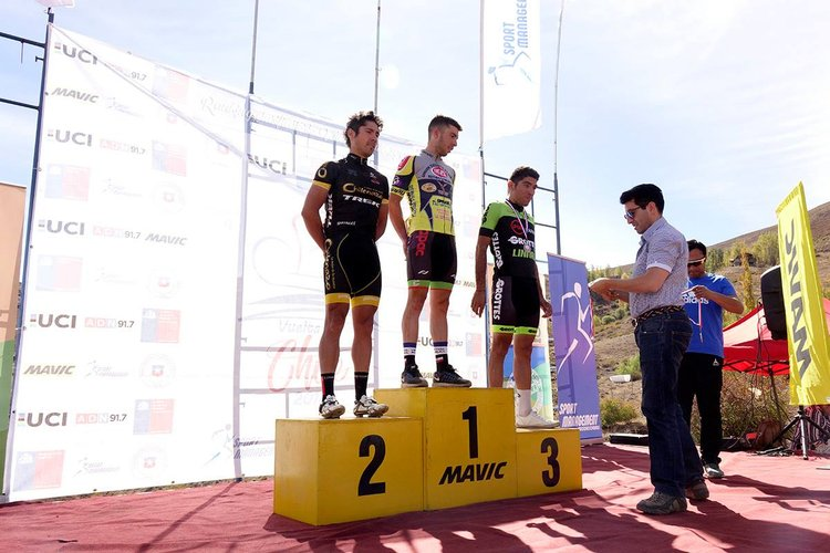 2do ranking clasificatorio de la vuelta ciclística de Chile 2018