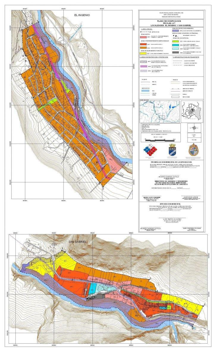 zon_pl6_LPA: Localidades de El Ingenio y San Gabriel